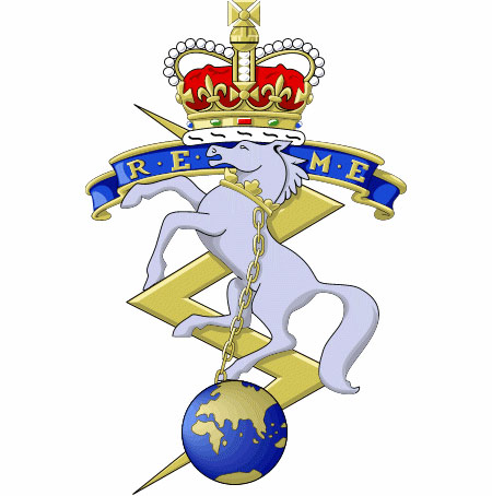 Great Britain (UK): REME Museum of Technology in RG2 9NJ West ...