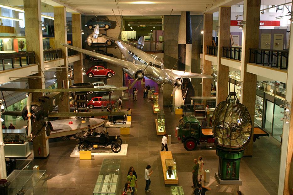 Science Museum London :: Museum Finder, Guide, Radio, techni