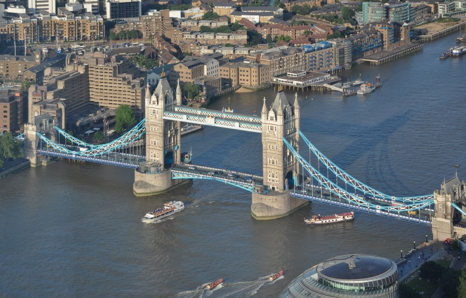 Tower Bridge, London, UK. Stock Photo, Picture And Royalty Free ...