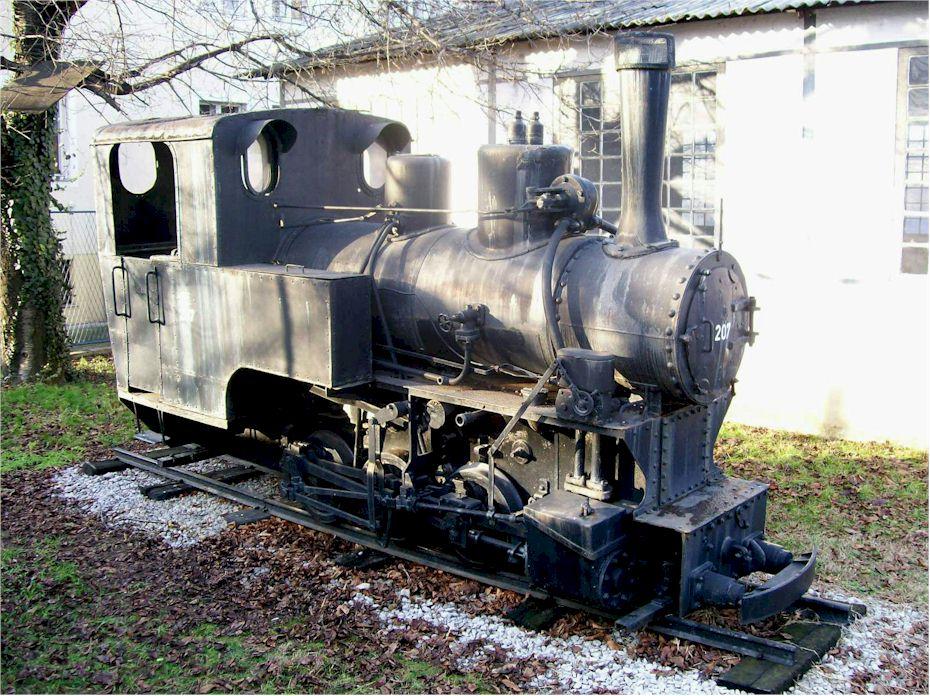 Hrvatski Eljeznicki Muzej H M Croatian Railway Museum Mus