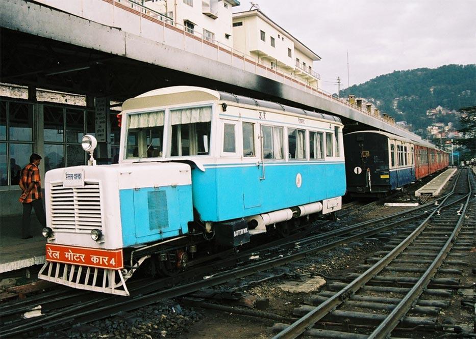 Kalka Shimla Railway Museum Finder Guide Radio Technic