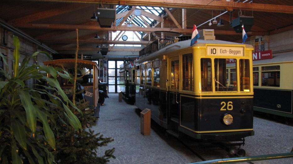Musee de tramways et de bus de la ville de luxembourg mus for Choupi et doudou a la piscine