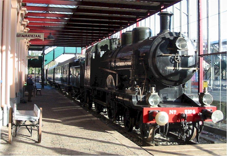 Nederlands Spoorwegmuseum Railway Museum Museum Finder G