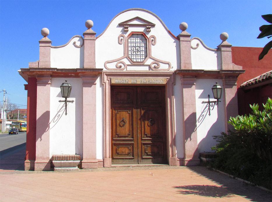 Museo De Santa Cruz.Museo De Colchagua Museum Finder Guide Radio Technical