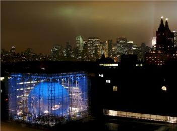 United States of America (USA): American Museum of Natural History (AMNH) - Hayden Planetarium in 10024-5192 New York