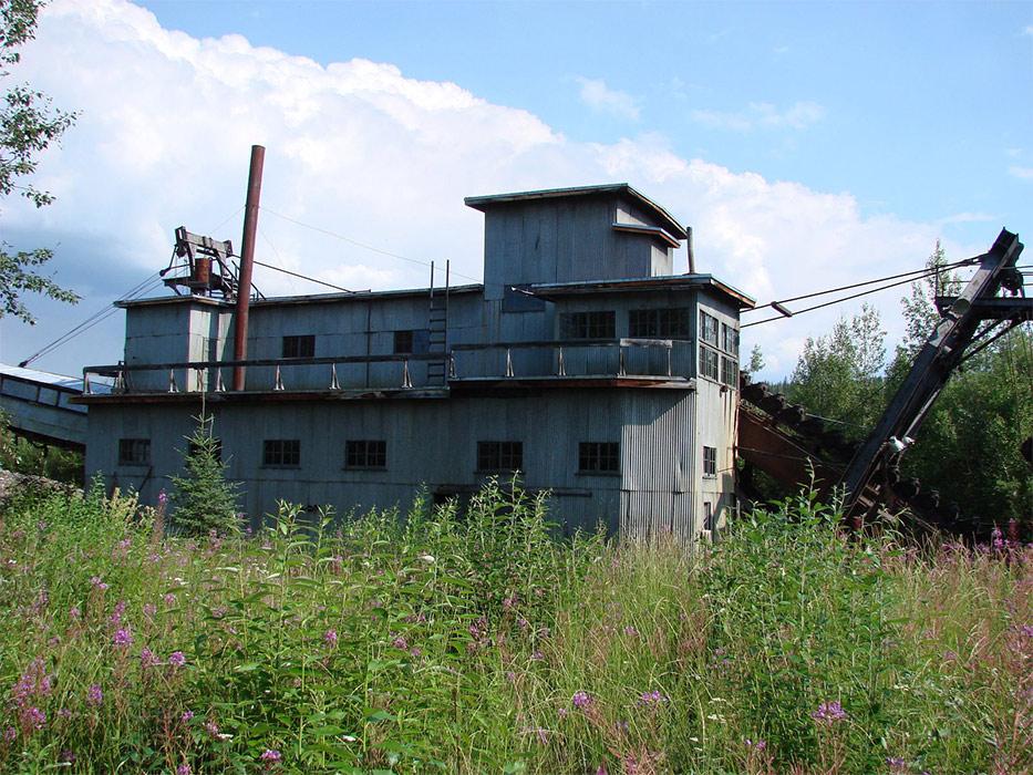 Coal Creek Dredge :: Museum Finder, Guide, Radio, technical