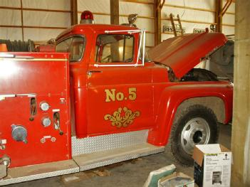 United States of America (USA): Great Northern Fire & Rescue Museum in 98292 Camano Island