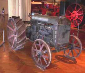 United States of America (USA): The Henry Ford - Henry Ford Museum in 48124-4088 Dearborn