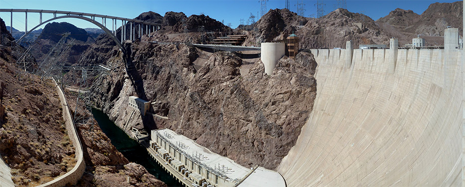 Hoover Dam Visitor Center :: Museum Finder, Guide, Radio, te