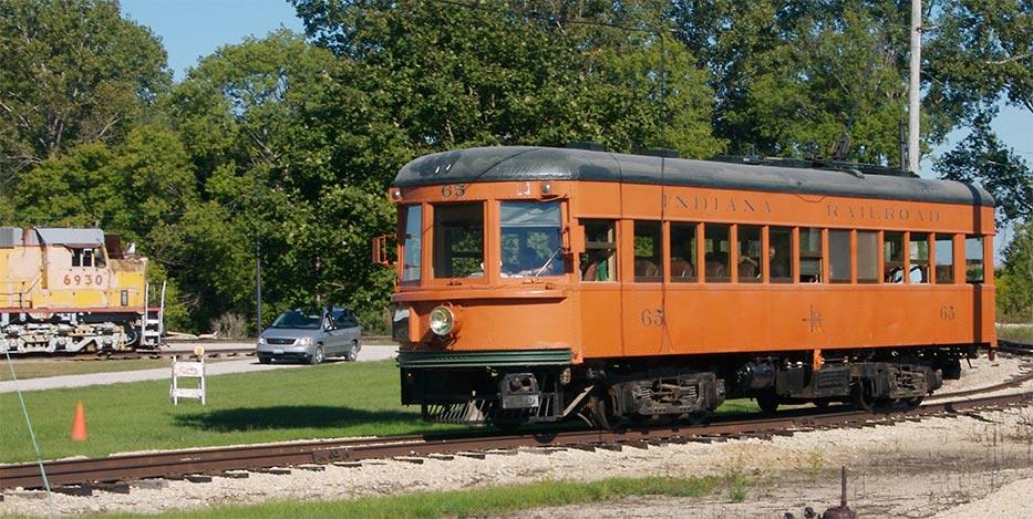 Illinois Railway Museum Museum Finder Guide Radio Tech