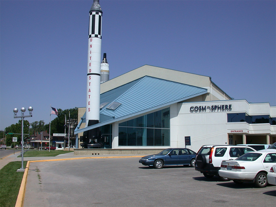 South Hutchinson (KS) United States  City pictures : United States of America USA : Kansas Cosmosphere and Space Center in ...