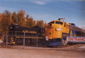 United States of America (USA): Museum of Alaska Transportation and Industry (MATI) in 99687 Wasilla