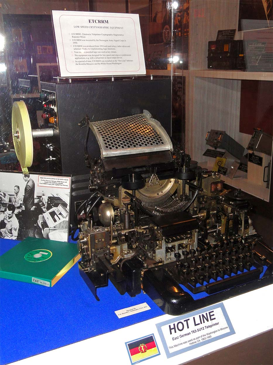National Cryptologic Museum In National Vigilance Park  Mu - German museums in usa
