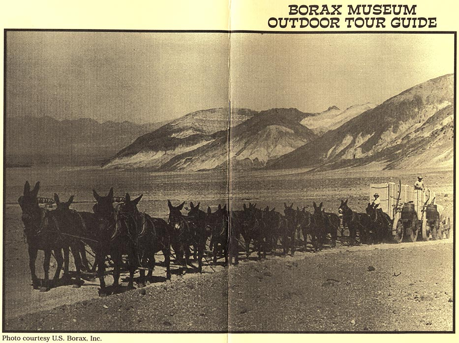 Death Valley National Park With Borax Museum Museum Finde