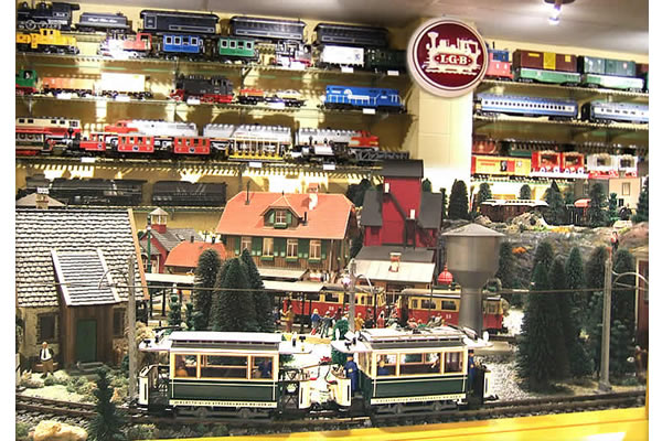 Strasburg (PA) United States  city images : United States of America USA : National Toy Train Museum in 17572 ...