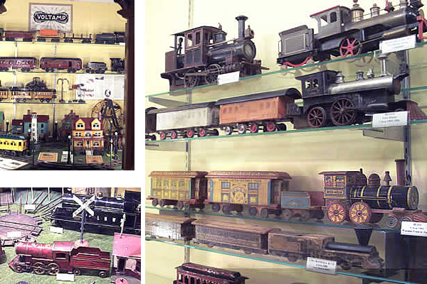 Strasburg (PA) United States  City new picture : United States of America USA : National Toy Train Museum in 17572 ...