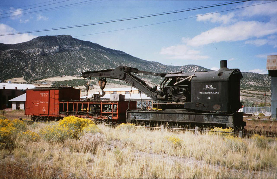 Nevada Northern Railway Museum Museum Finder Guide Radi