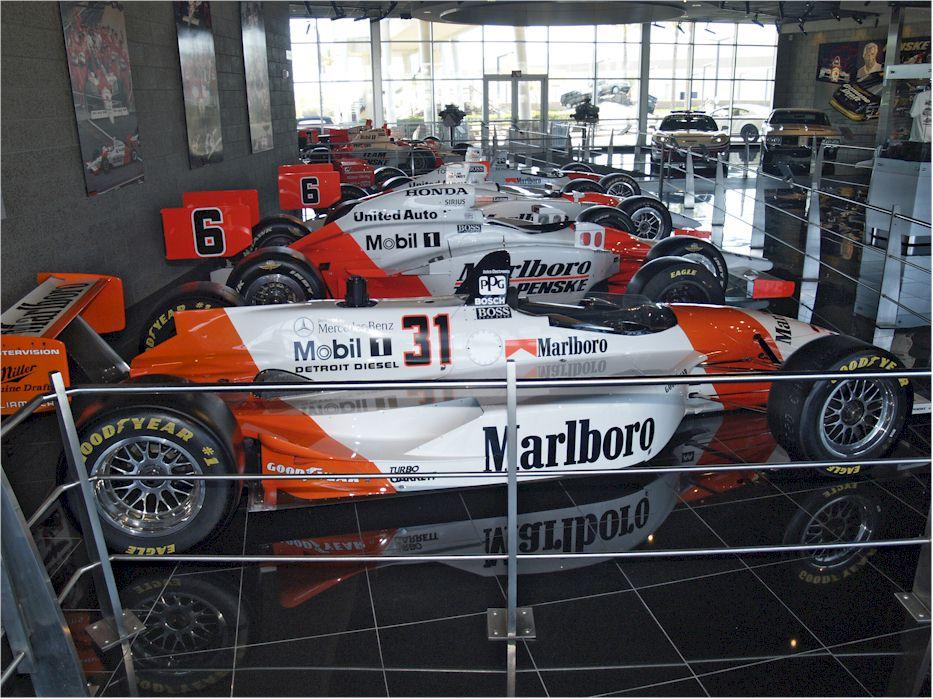 Penske Racing Museum >> Penske Racing Museum Museum Finder Guide Radio Technic