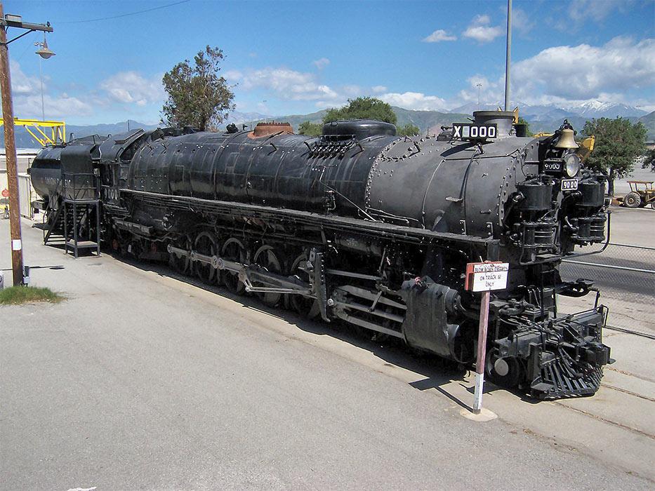 Rail Giants Museum Fairplex Railway Exhibit Museum Finder