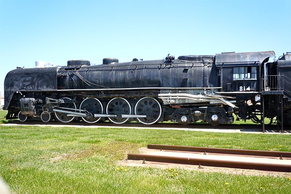 Council Bluffs (IA) United States  city pictures gallery : United States of America USA : RailsWest Railroad Museum in 51503 ...