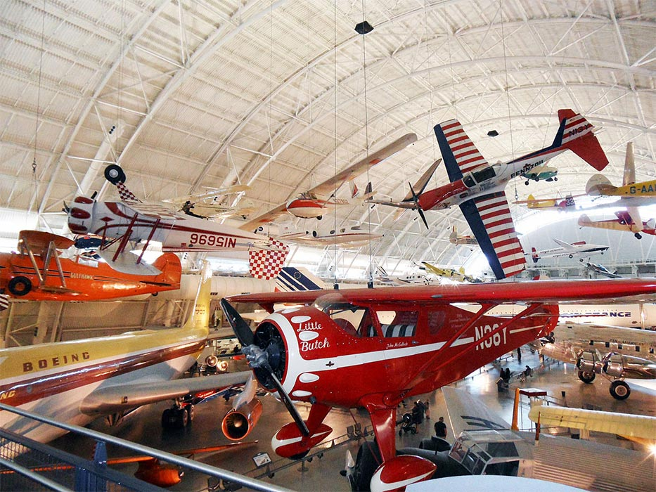 Smithsonian National Air And Space Museum Museum Finder