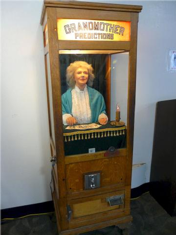 United States of America (USA): The Musee Mecanique - Musée Mécanique - Mechanical Museum in 94133 San Francisco