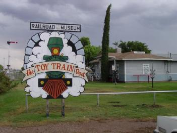 The Toy Train Depot Alamogordo Alameda Park Narrow Gauge Rai
