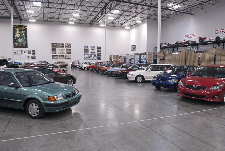 Toyota Usa Automobile Museum Museum Finder Guide Radio