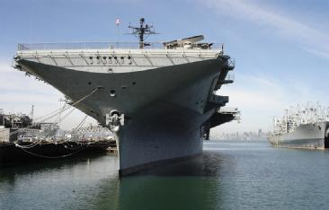 United States of America (USA): USS Hornet Museum in 94501 Alameda
