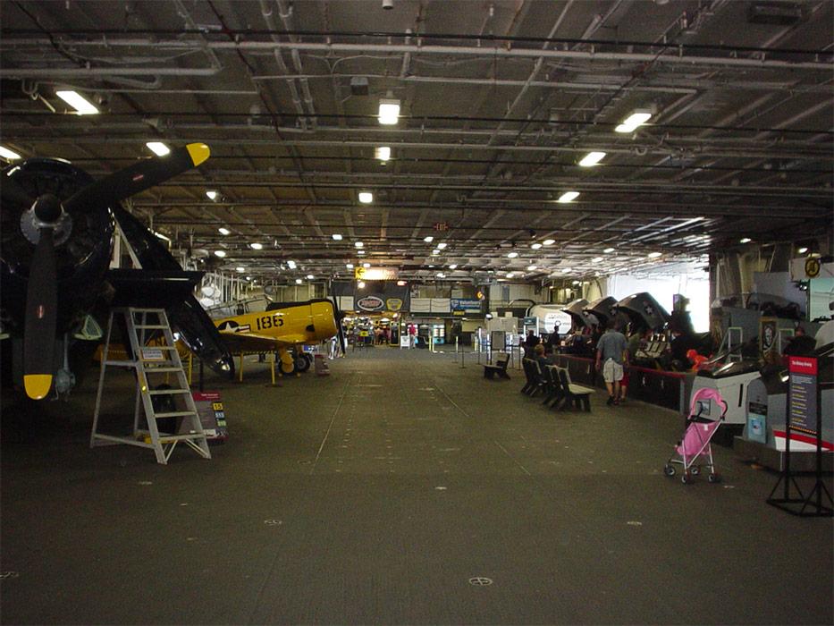 Uss Midway Museum San Diego Aircraft Carrier Museum Museu