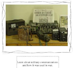 United States of America (USA): Vintage Radio and Communications Museum of Connecticut in 06095 Connecticut