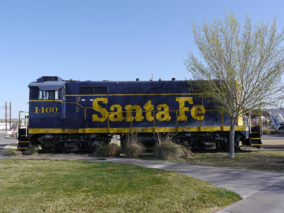 Barstow (CA) United States  City pictures : United States of America USA : Western America Railroad Museum WARM ...