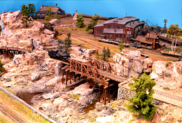 Barstow (CA) United States  city photos gallery : United States of America USA : Western America Railroad Museum WARM ...