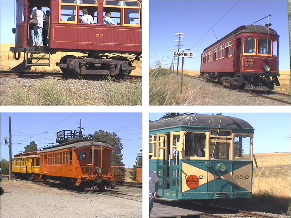 Suisun City (CA) United States  City pictures : Trams ans streetcars Western Railway Museum in Suisun City ...