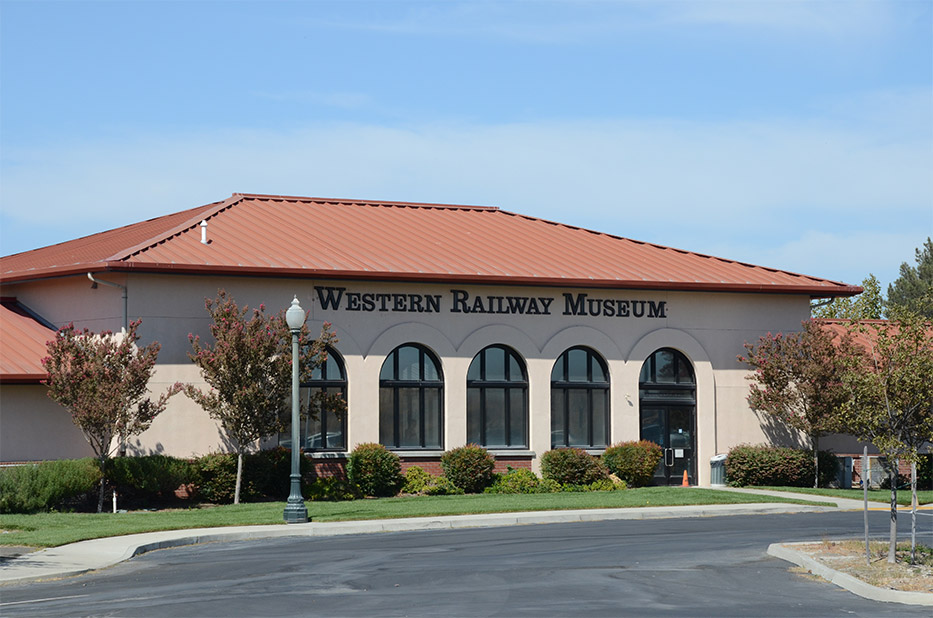 Suisun City (CA) United States  city photo : ... : LPS.1 © Wikipedia, 2012, Western Railway Museum in Suisun City