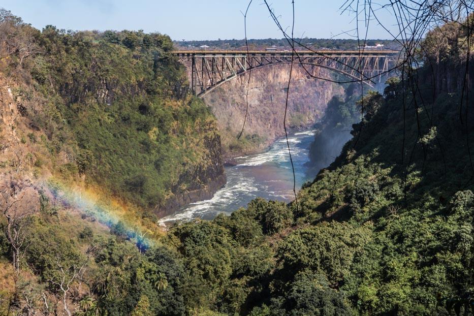 Victoria Falls Bridge Museum Finder Guide Radio Techni